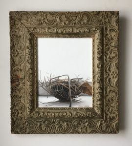 Bird's Nest. Acrylic on Canvas. SOLD