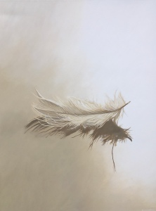 Feather 36 x 48 $2900