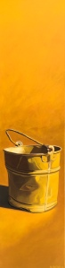Yellow Bucket 12 x 48 SOLD