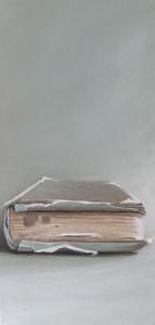 """Book. 6"""" x 12"""". $210"""