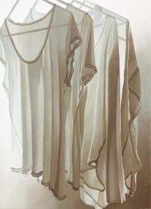 """Hanging Shirts. 32""""x44"""". $3400"""